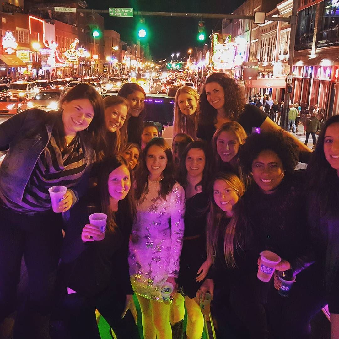 18th Birthday Party Ideas Limo Hire Party Bus: Nashville's Roofless Party Bus